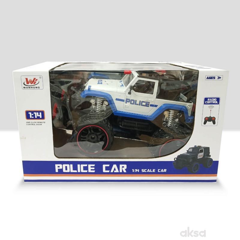 HK Mini igračka policijski auto sa svetlom