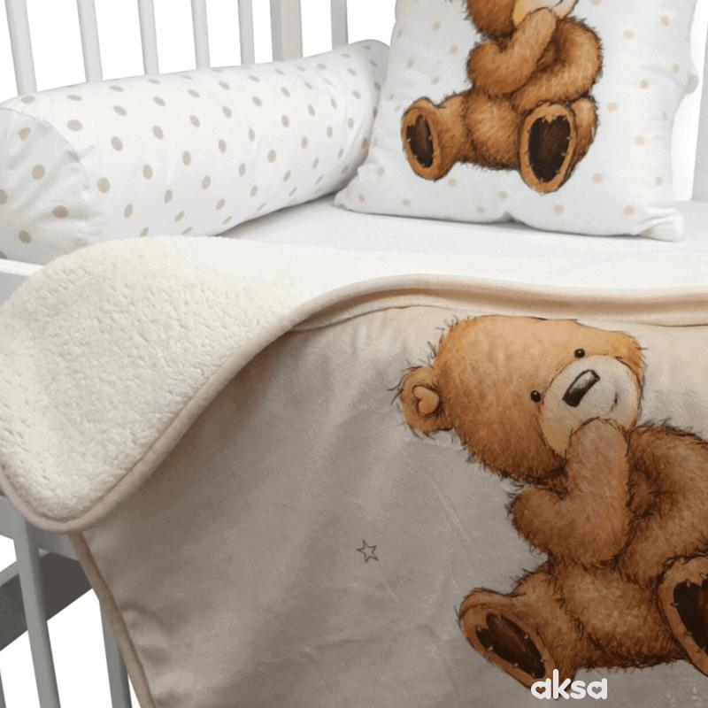 Baby Textil prekrivač Piccolino